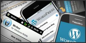 wordpress app