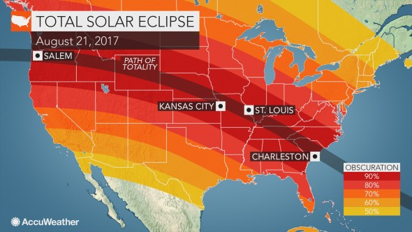 eclipse color map